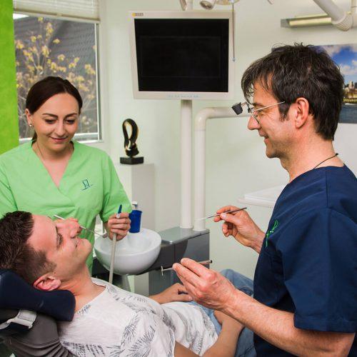 Wurzelbehandlung für den Zahnerhalt